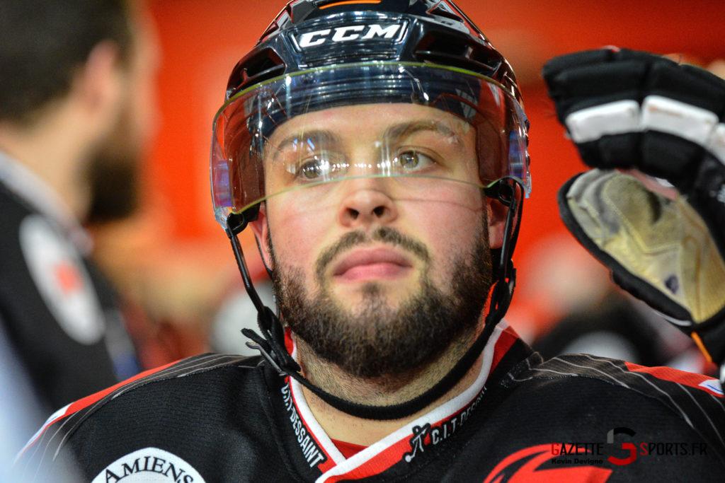 Hockeysurglace Gothiques Vs Nice Kevin Devigne Gazettesports 36