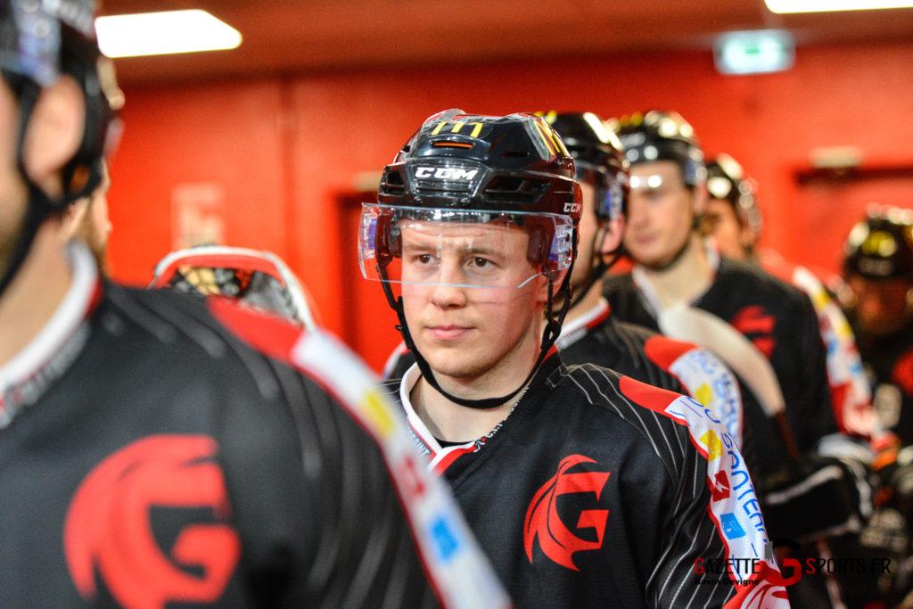 Hockeysurglace Gothiques Vs Nice Kevin Devigne Gazettesports 38