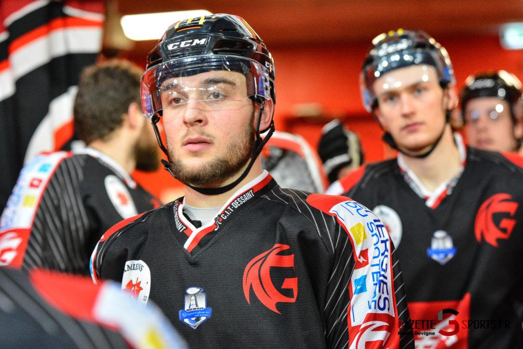 Hockeysurglace Gothiques Vs Nice Kevin Devigne Gazettesports 39