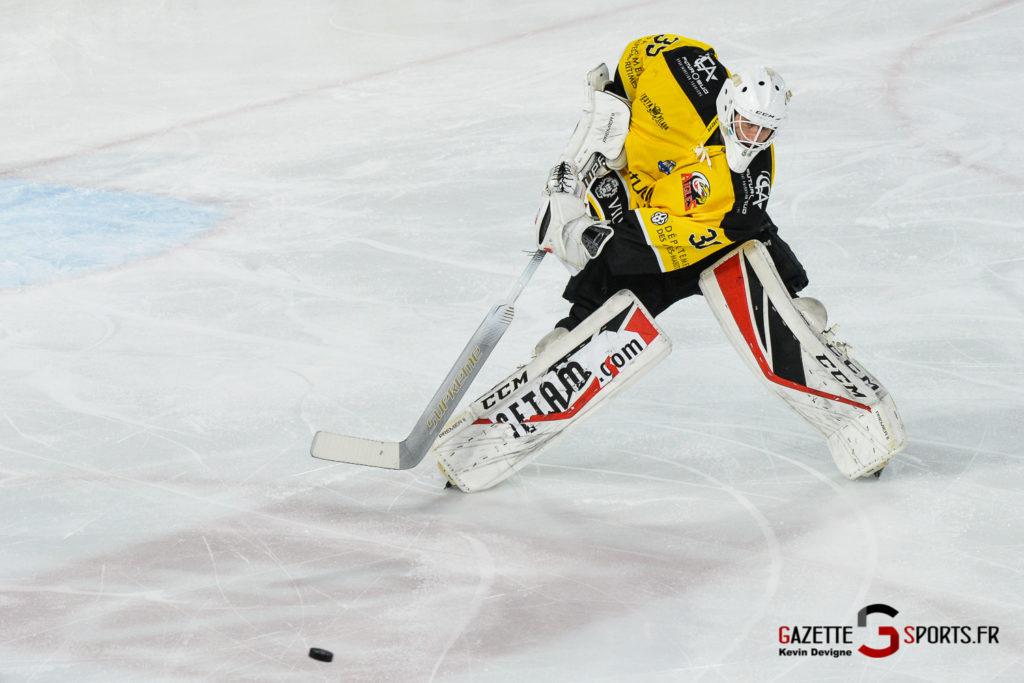 Hockeysurglace Gothiques Vs Nice Kevin Devigne Gazettesports 4