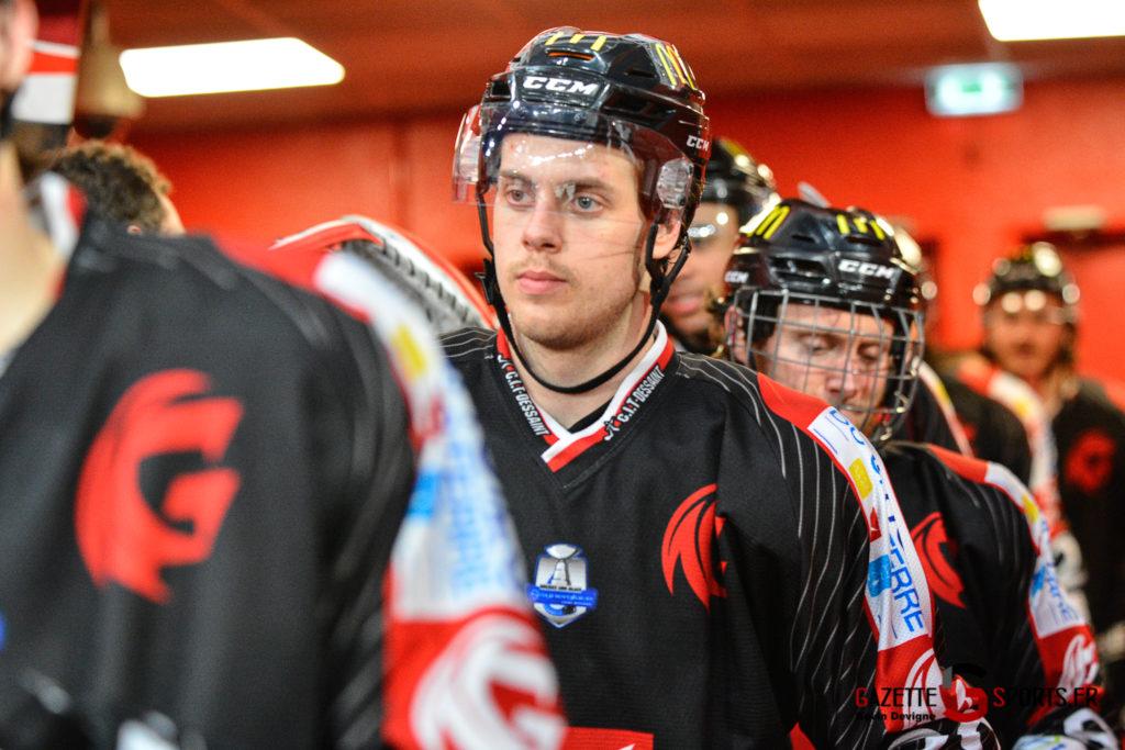 Hockeysurglace Gothiques Vs Nice Kevin Devigne Gazettesports 40