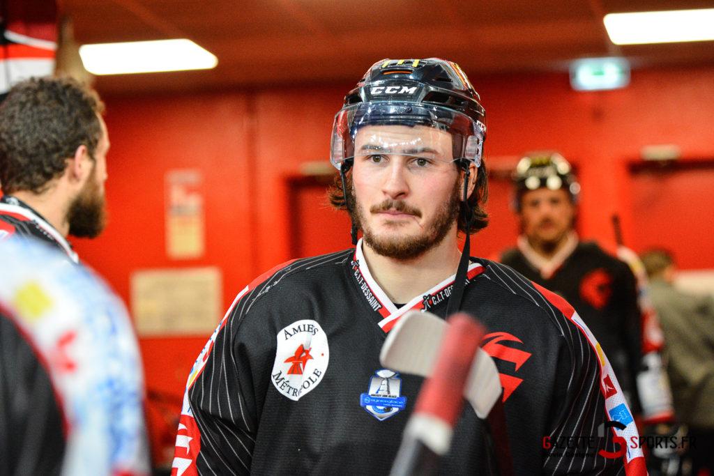 Hockeysurglace Gothiques Vs Nice Kevin Devigne Gazettesports 41