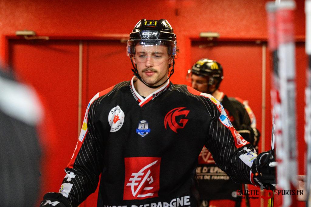 Hockeysurglace Gothiques Vs Nice Kevin Devigne Gazettesports 42