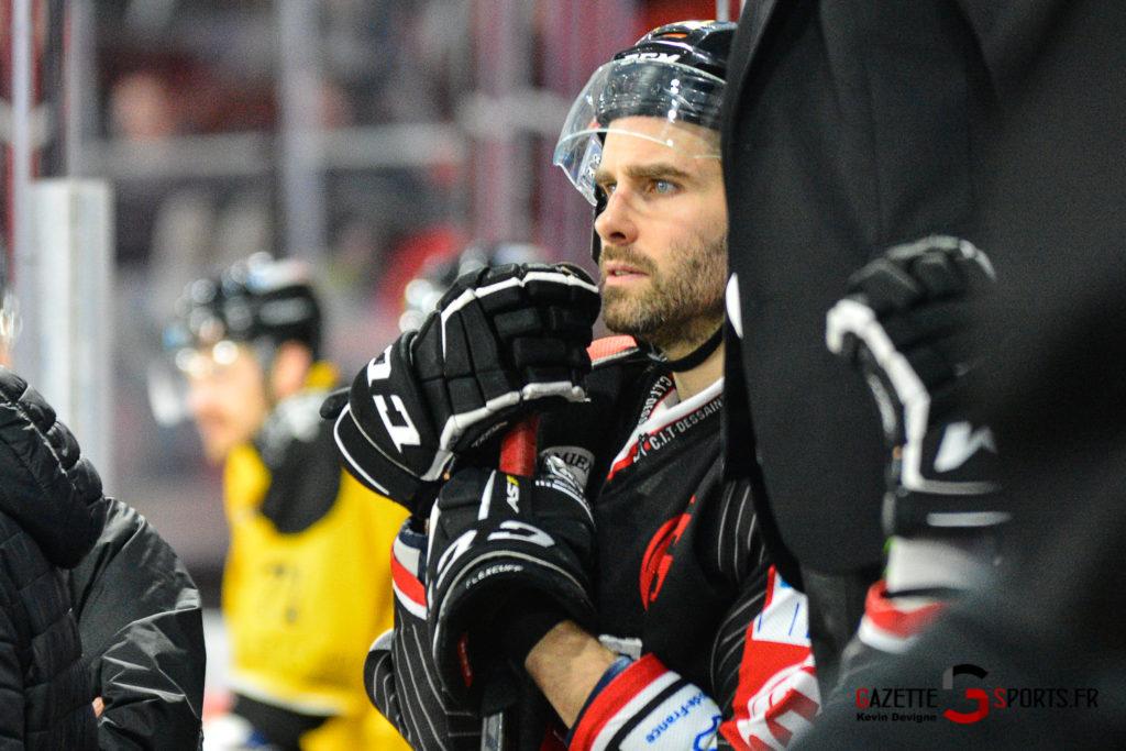 Hockeysurglace Gothiques Vs Nice Kevin Devigne Gazettesports 45