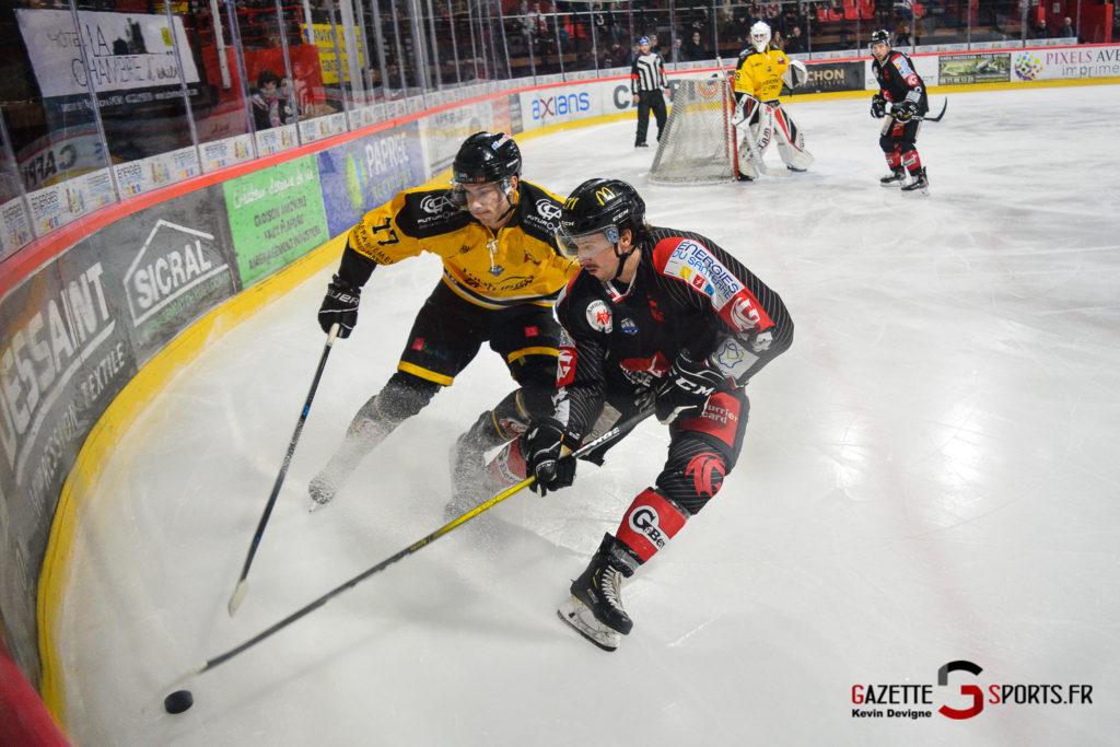 Hockeysurglace Gothiques Vs Nice Kevin Devigne Gazettesports 47