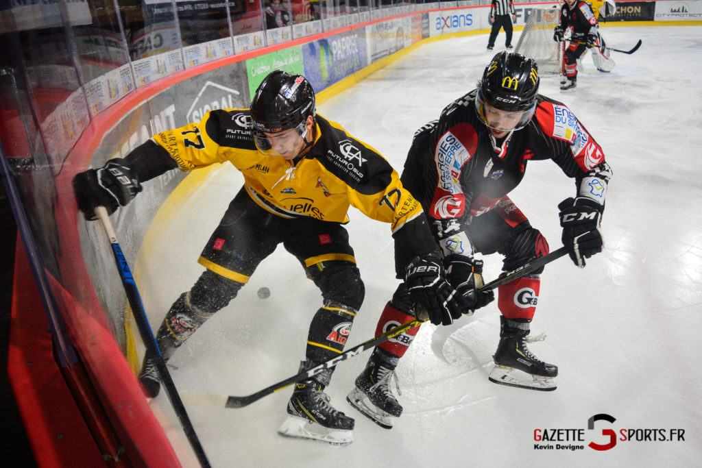 Hockeysurglace Gothiques Vs Nice Kevin Devigne Gazettesports 48