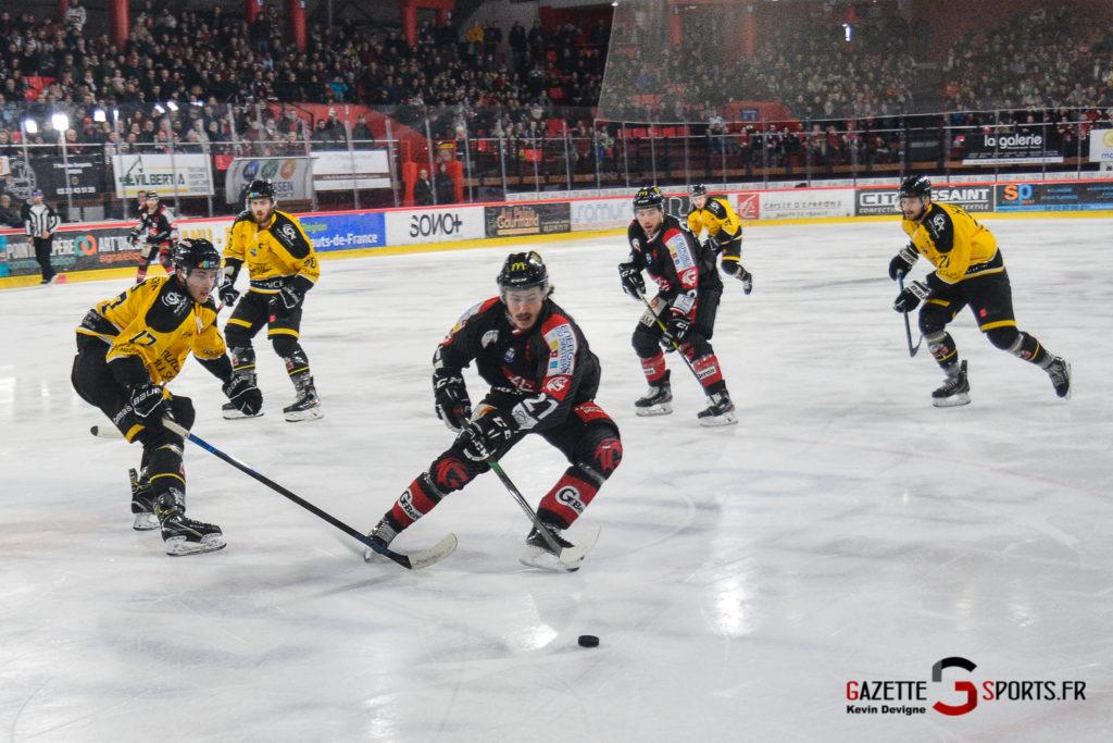 Hockeysurglace Gothiques Vs Nice Kevin Devigne Gazettesports 49
