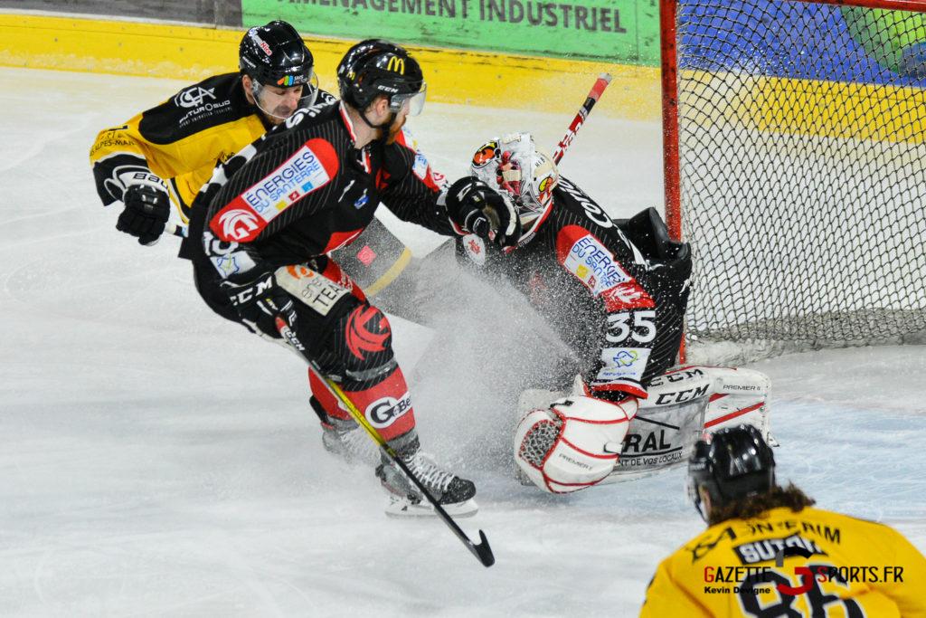 Hockeysurglace Gothiques Vs Nice Kevin Devigne Gazettesports 5