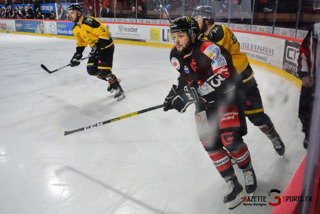 Hockeysurglace Gothiques Vs Nice Kevin Devigne Gazettesports 51