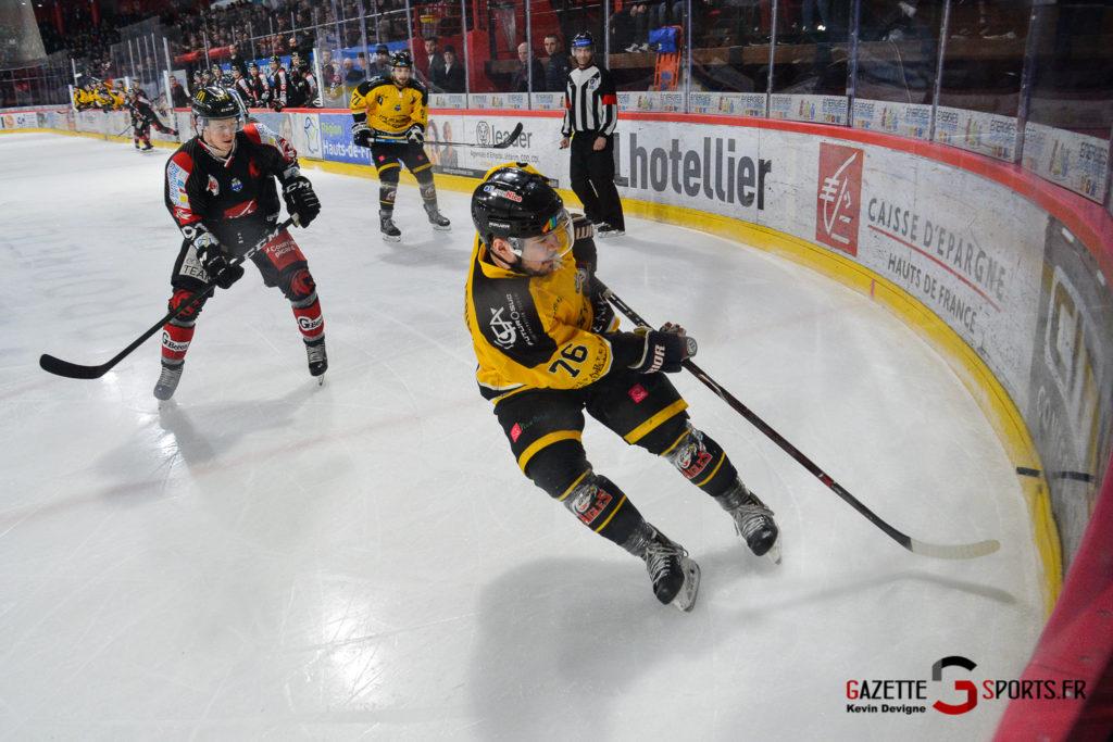 Hockeysurglace Gothiques Vs Nice Kevin Devigne Gazettesports 52
