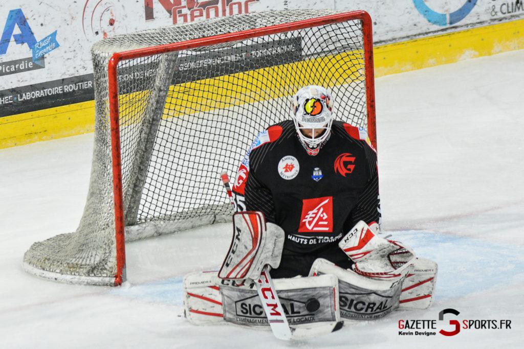Hockeysurglace Gothiques Vs Nice Kevin Devigne Gazettesports 53