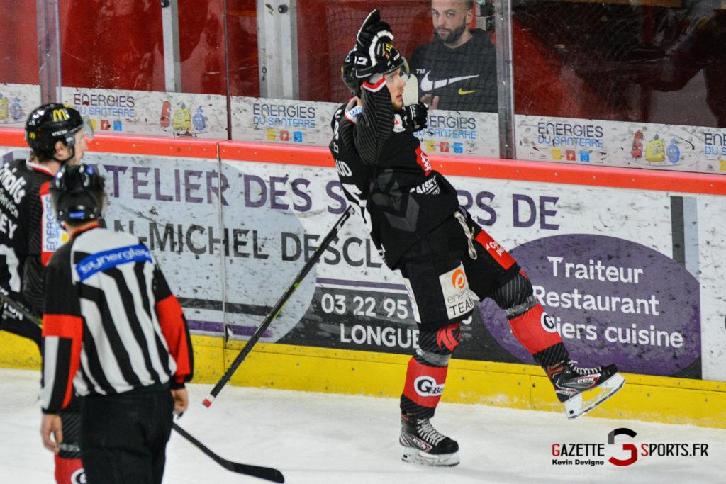 Hockeysurglace Gothiques Vs Nice Kevin Devigne Gazettesports 54