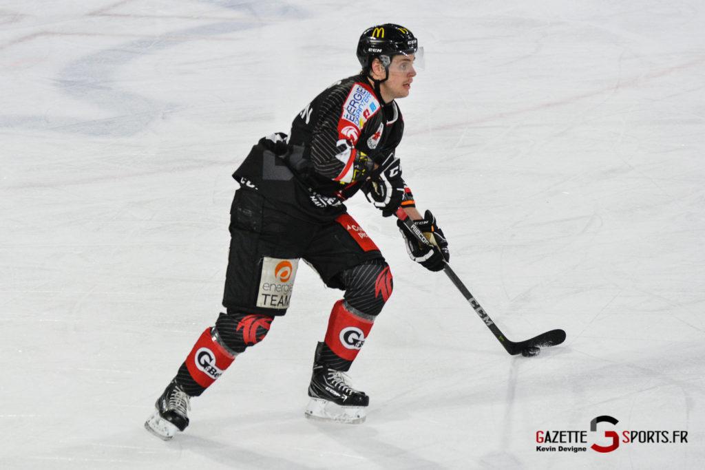 Hockeysurglace Gothiques Vs Nice Kevin Devigne Gazettesports 58