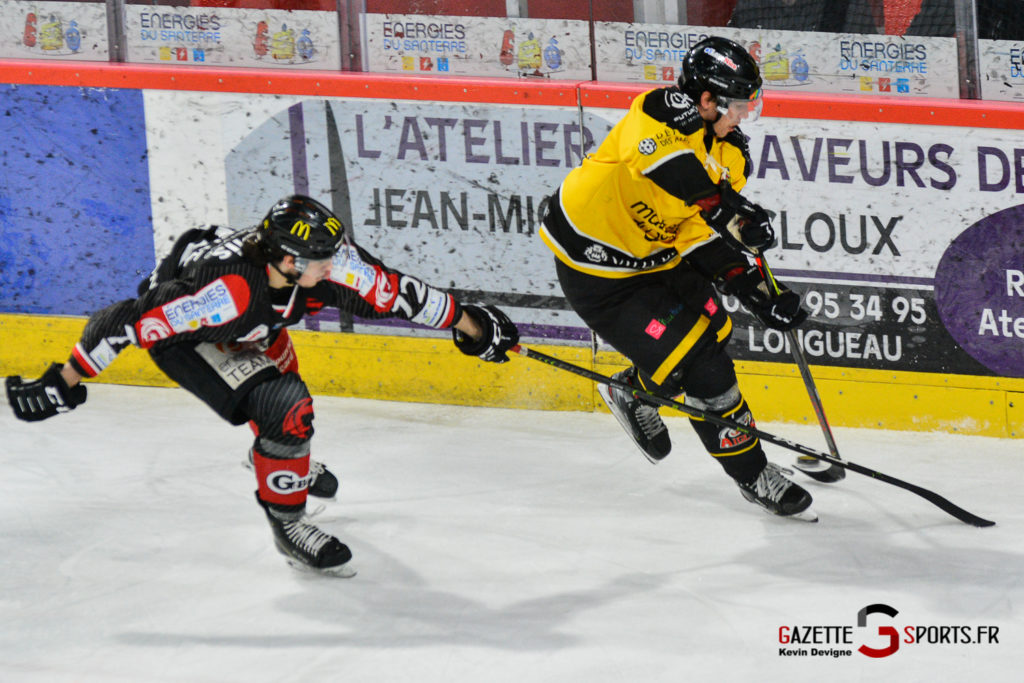 Hockeysurglace Gothiques Vs Nice Kevin Devigne Gazettesports 61