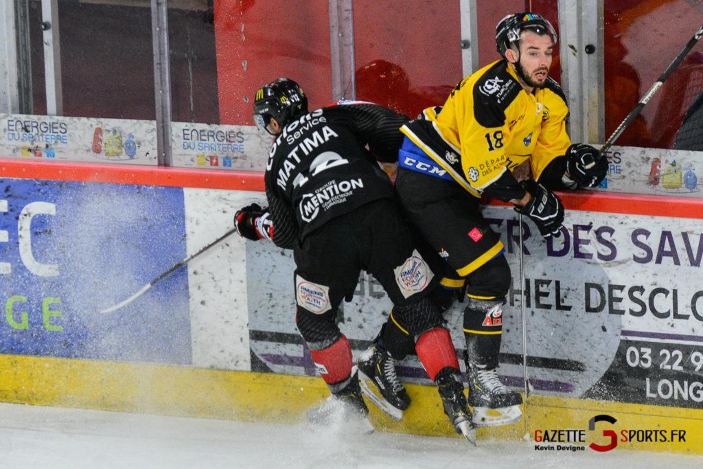 Hockeysurglace Gothiques Vs Nice Kevin Devigne Gazettesports 62