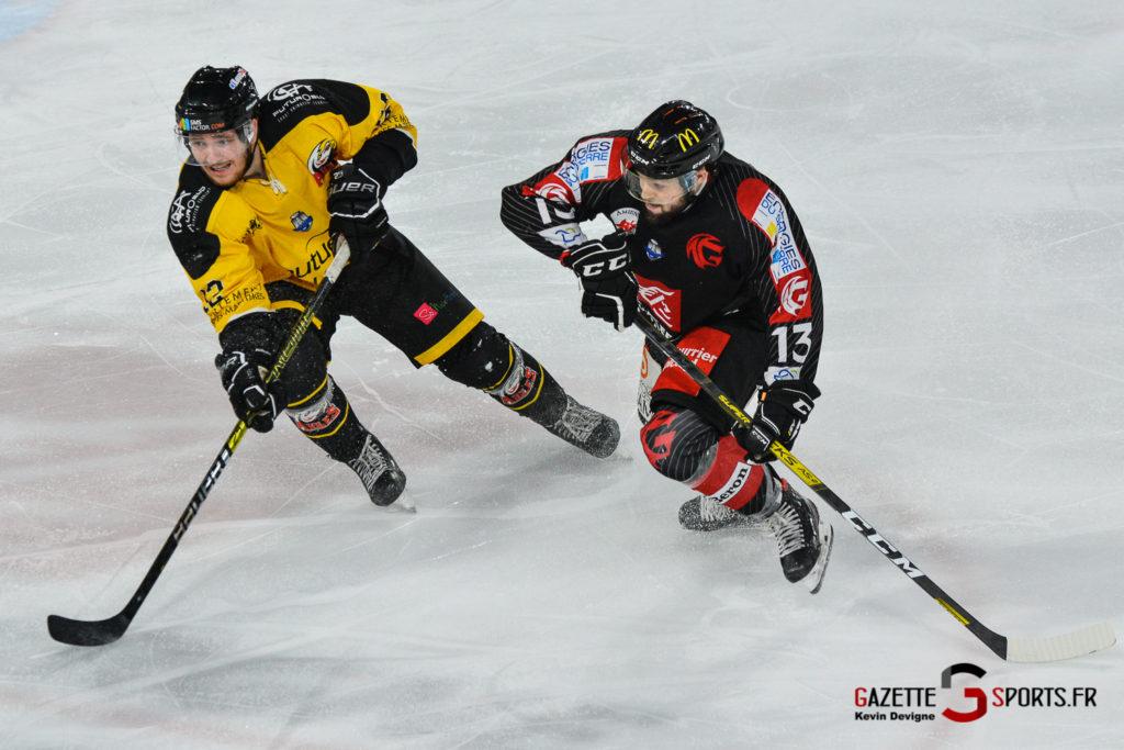 Hockeysurglace Gothiques Vs Nice Kevin Devigne Gazettesports 64