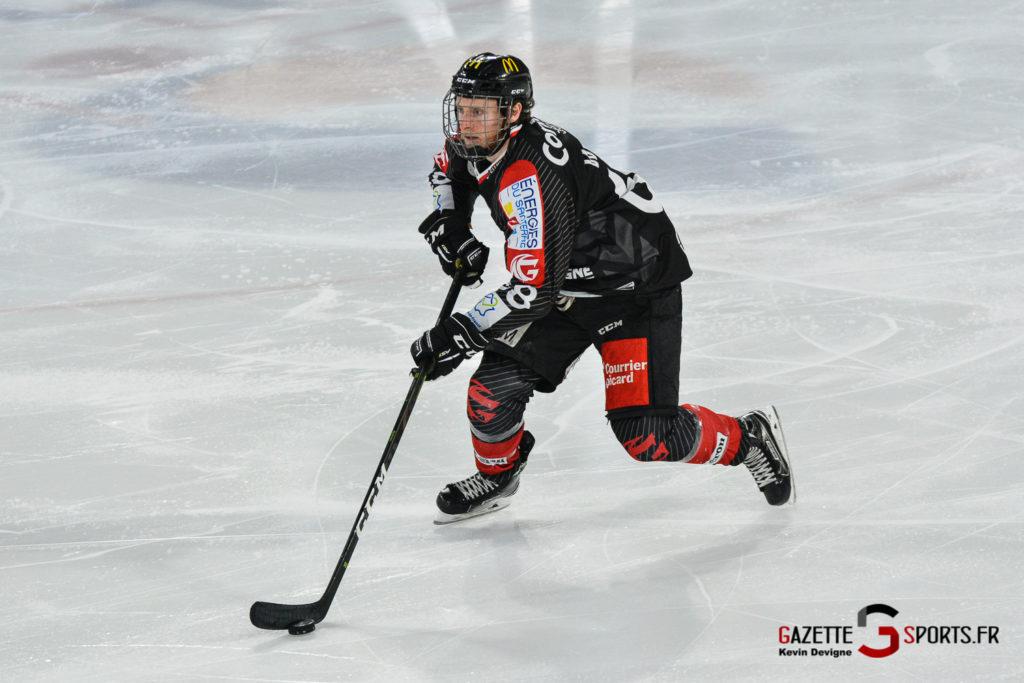 Hockeysurglace Gothiques Vs Nice Kevin Devigne Gazettesports 65