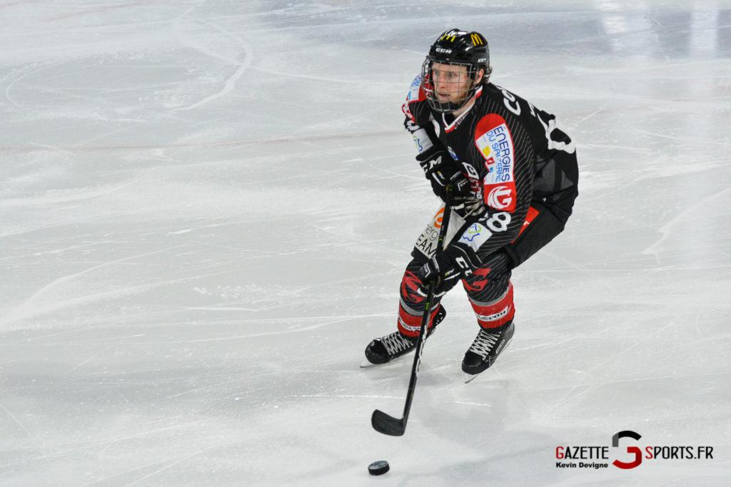 Hockeysurglace Gothiques Vs Nice Kevin Devigne Gazettesports 66