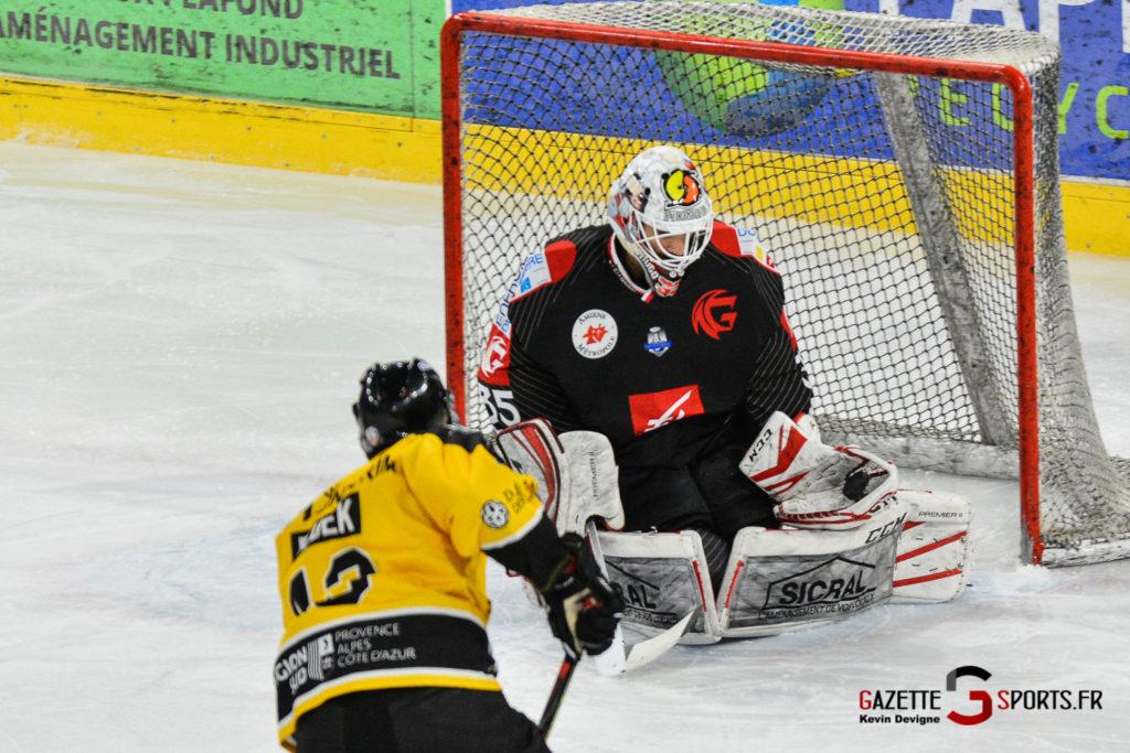 Hockeysurglace Gothiques Vs Nice Kevin Devigne Gazettesports 7