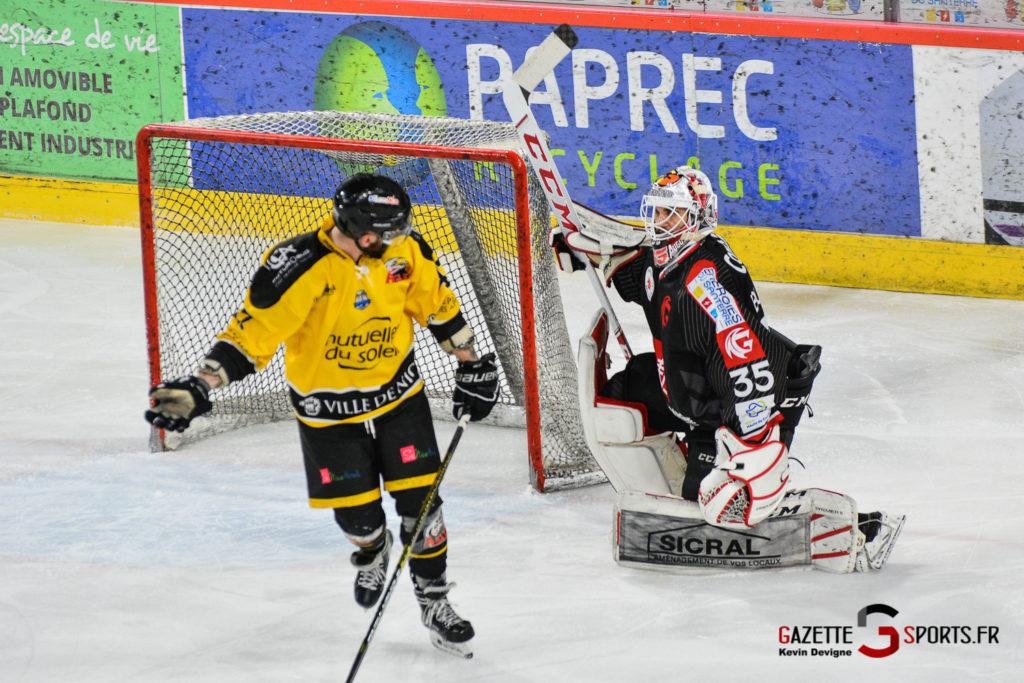 Hockeysurglace Gothiques Vs Nice Kevin Devigne Gazettesports 70