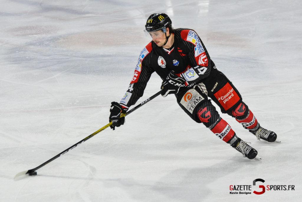 Hockeysurglace Gothiques Vs Nice Kevin Devigne Gazettesports 72