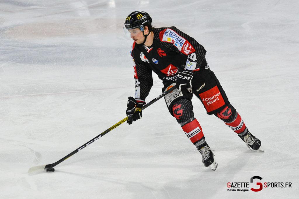 Hockeysurglace Gothiques Vs Nice Kevin Devigne Gazettesports 73