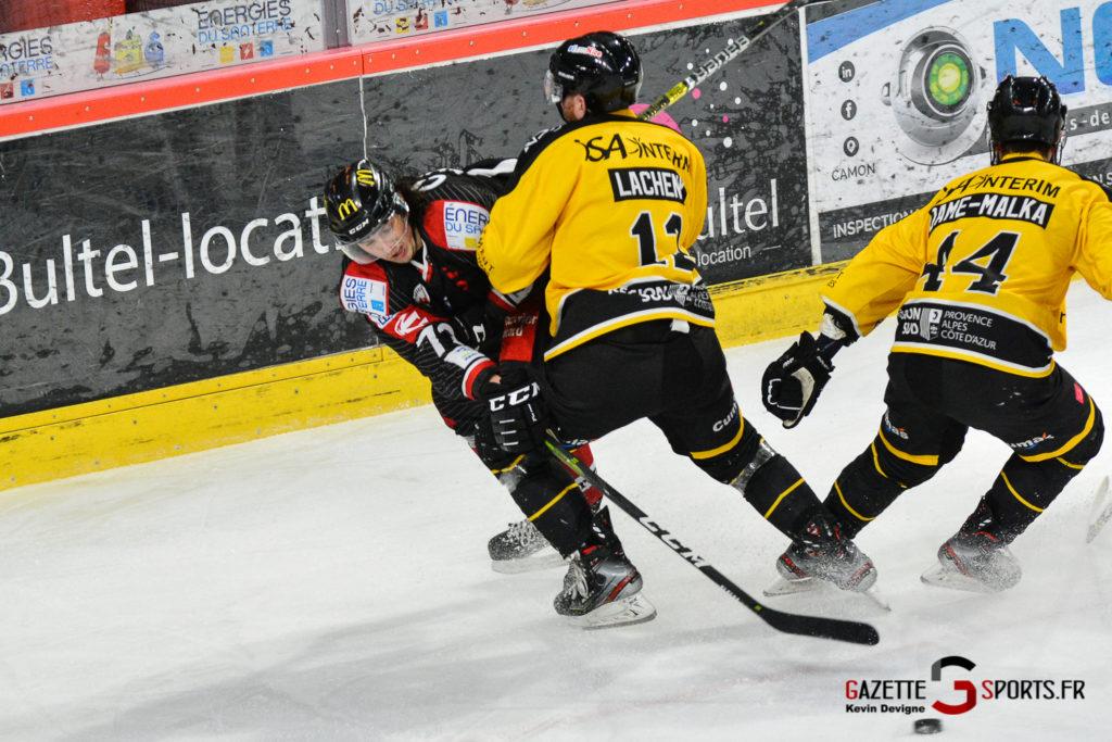 Hockeysurglace Gothiques Vs Nice Kevin Devigne Gazettesports 74