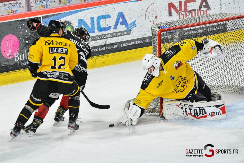 Hockeysurglace Gothiques Vs Nice Kevin Devigne Gazettesports 76