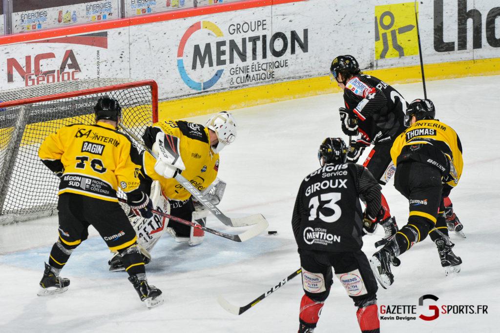 Hockeysurglace Gothiques Vs Nice Kevin Devigne Gazettesports 77