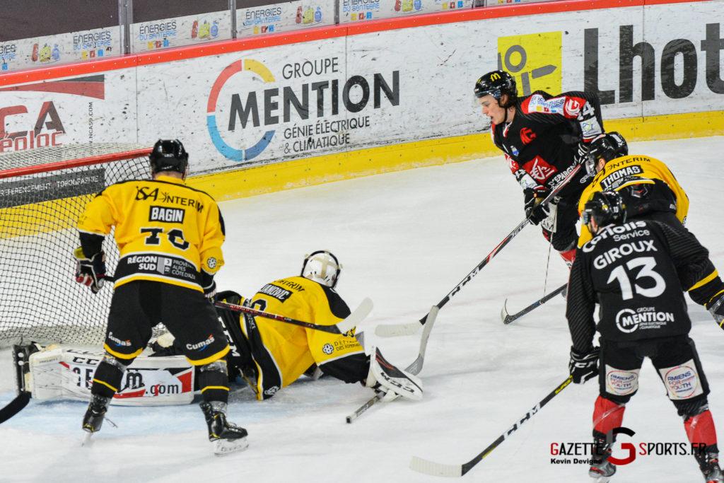Hockeysurglace Gothiques Vs Nice Kevin Devigne Gazettesports 78