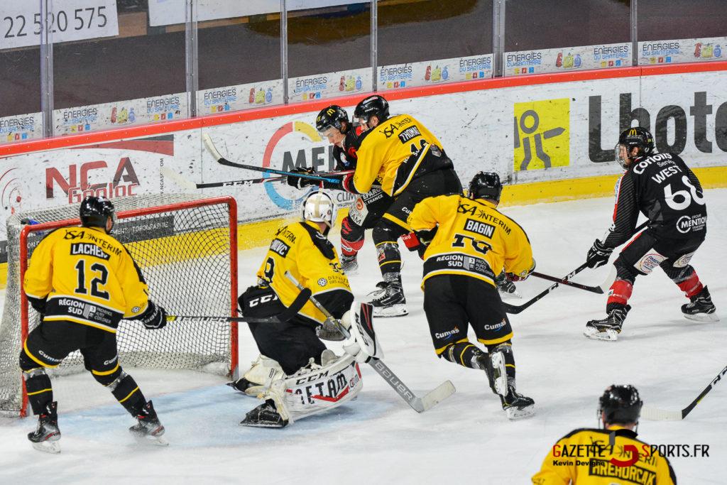 Hockeysurglace Gothiques Vs Nice Kevin Devigne Gazettesports 79