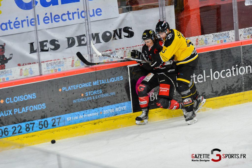Hockeysurglace Gothiques Vs Nice Kevin Devigne Gazettesports 81