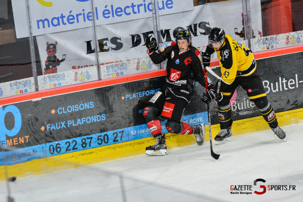 Hockeysurglace Gothiques Vs Nice Kevin Devigne Gazettesports 82