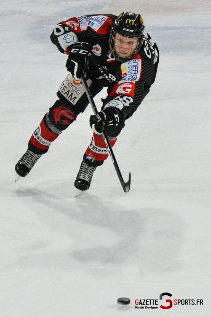 Hockeysurglace Gothiques Vs Nice Kevin Devigne Gazettesports 84