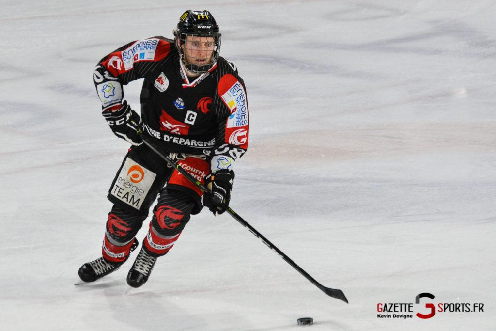Hockeysurglace Gothiques Vs Nice Kevin Devigne Gazettesports 87