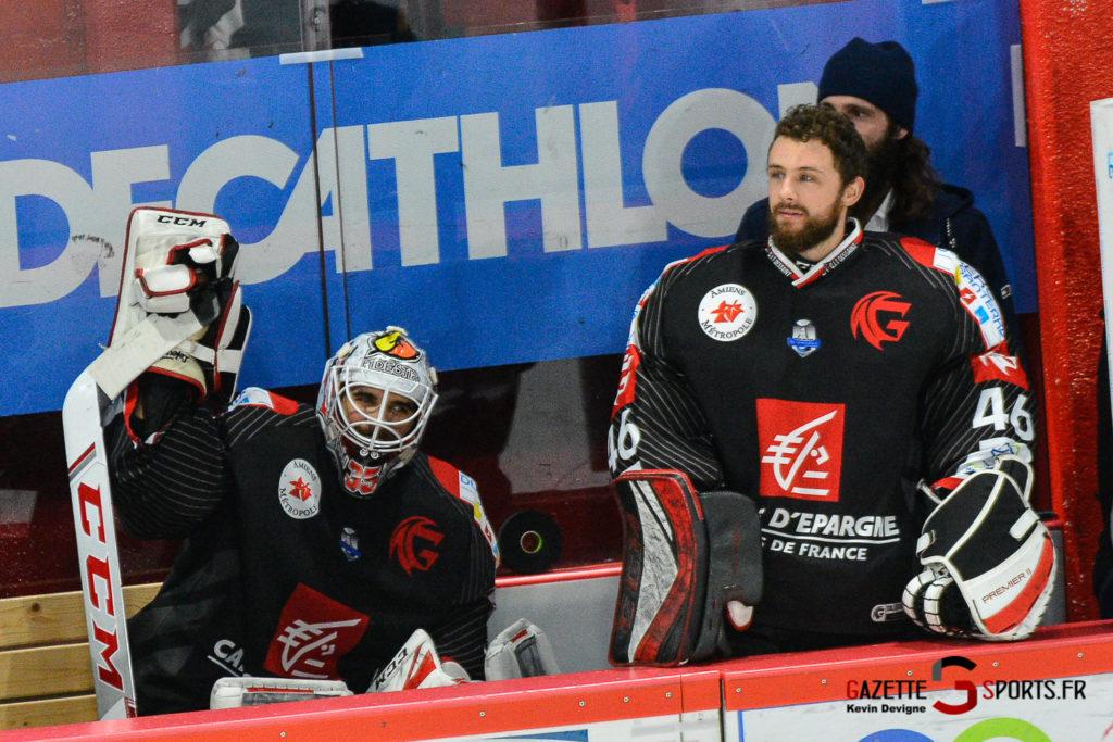 Hockeysurglace Gothiques Vs Nice Kevin Devigne Gazettesports 88