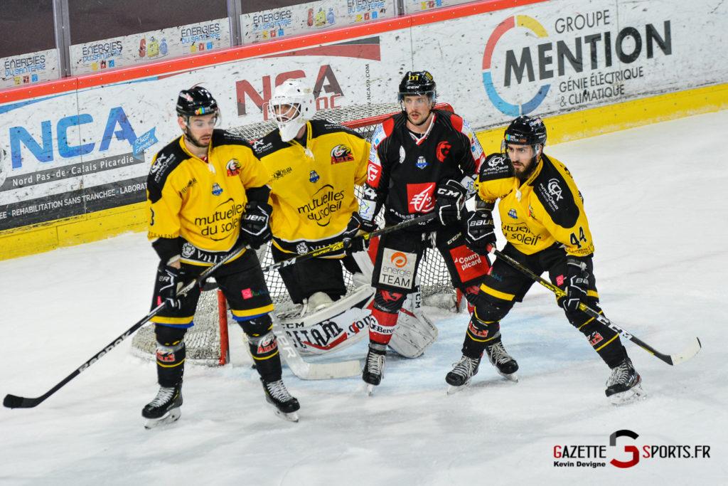 Hockeysurglace Gothiques Vs Nice Kevin Devigne Gazettesports 91