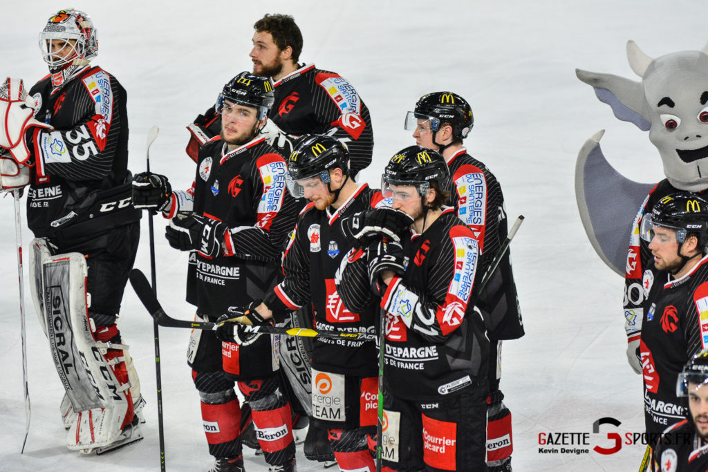 Hockeysurglace Gothiques Vs Nice Kevin Devigne Gazettesports 94