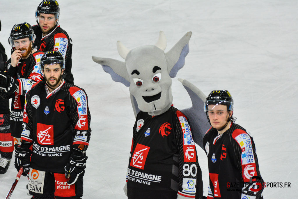 Hockeysurglace Gothiques Vs Nice Kevin Devigne Gazettesports 95