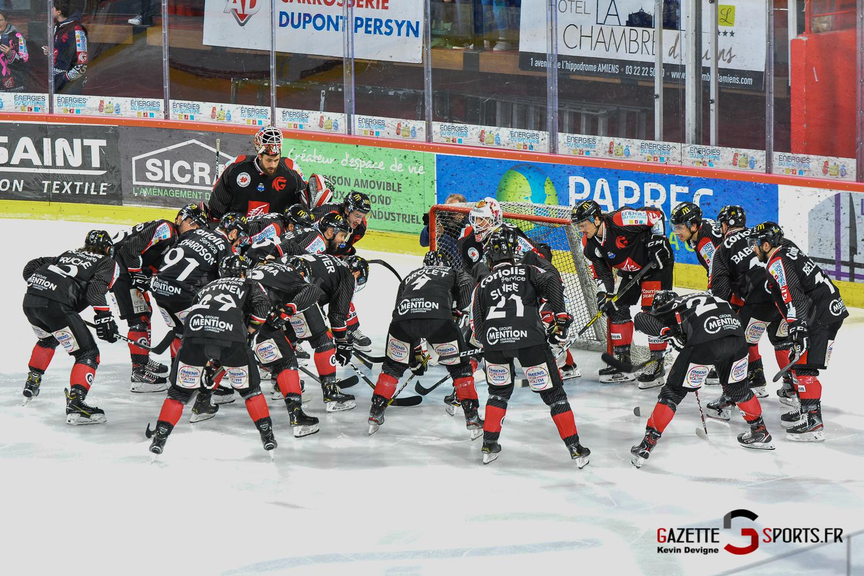 Hockeysurglace Gothiques Vs Nice Kevin Devigne Gazettesports