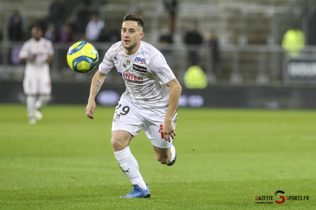 Ligue 1 Football Amiens Vs Toulouse 0009 Leandre Leber Gazettesports