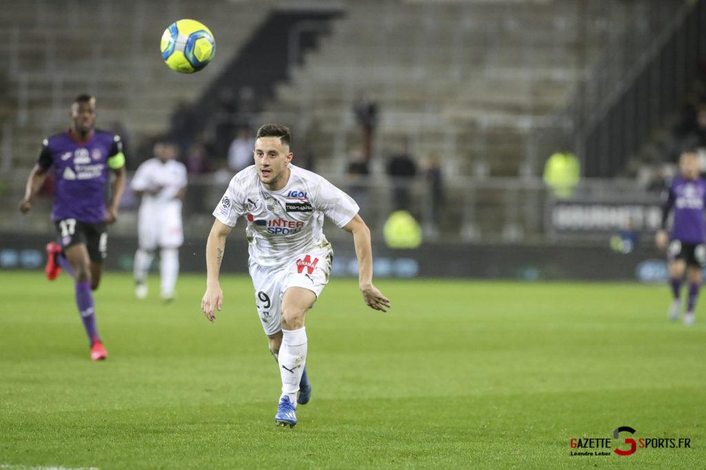 Ligue 1 Football Amiens Vs Toulouse 0010 Leandre Leber Gazettesports