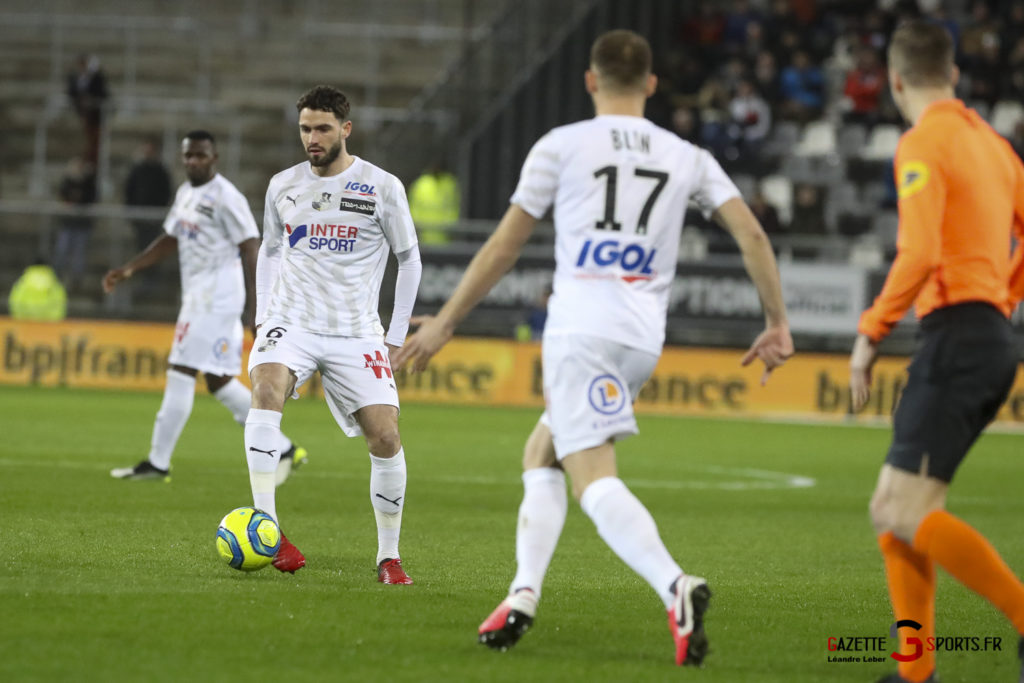 Ligue 1 Football Amiens Vs Toulouse 0011 Leandre Leber Gazettesports