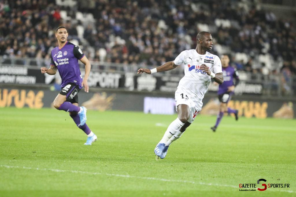 Ligue 1 Football Amiens Vs Toulouse 0013 Leandre Leber Gazettesports