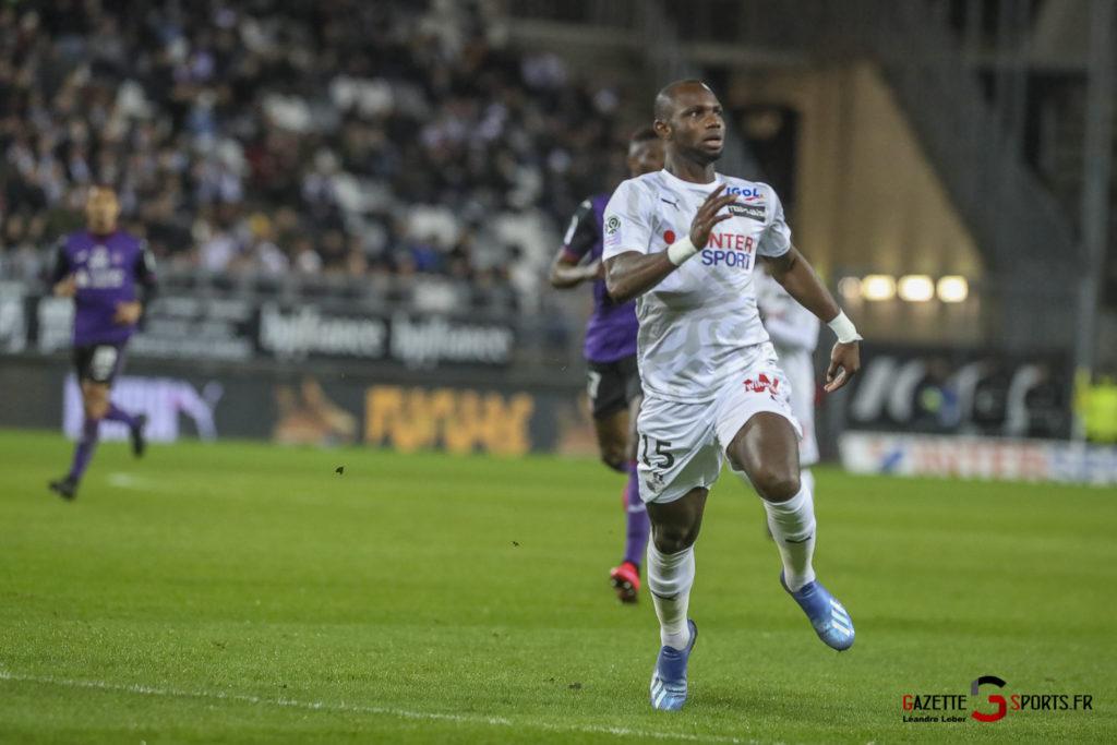 Ligue 1 Football Amiens Vs Toulouse 0014 Leandre Leber Gazettesports