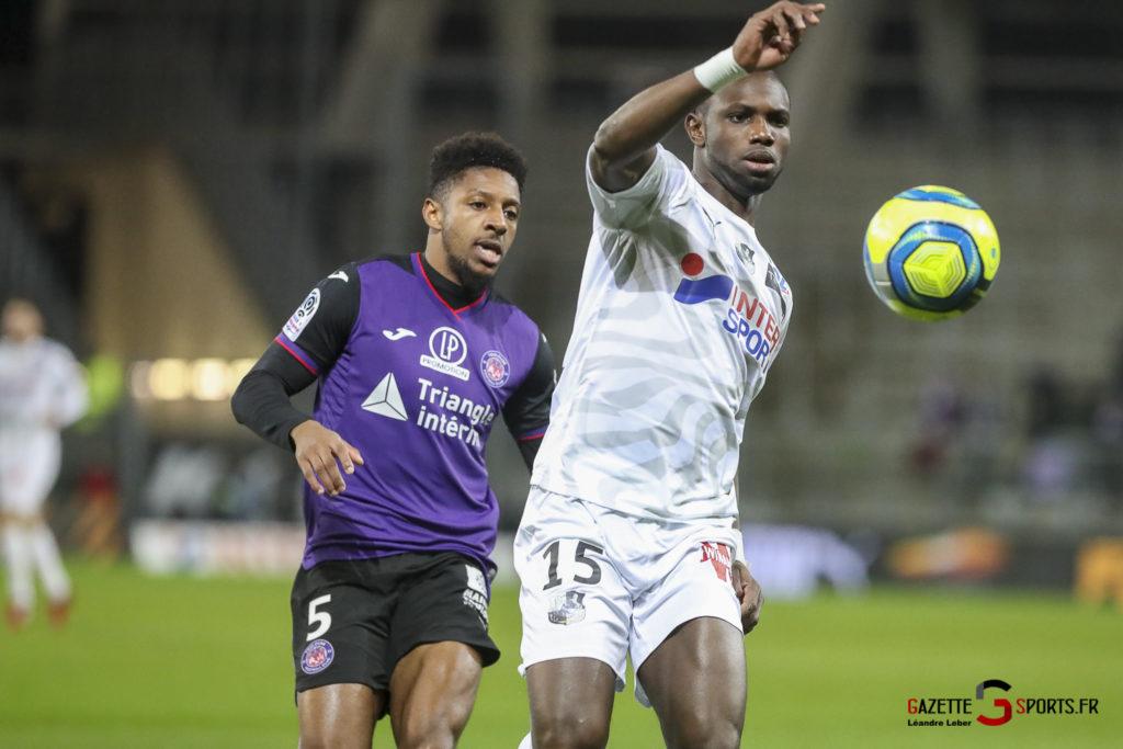 Ligue 1 Football Amiens Vs Toulouse 0015 Leandre Leber Gazettesports