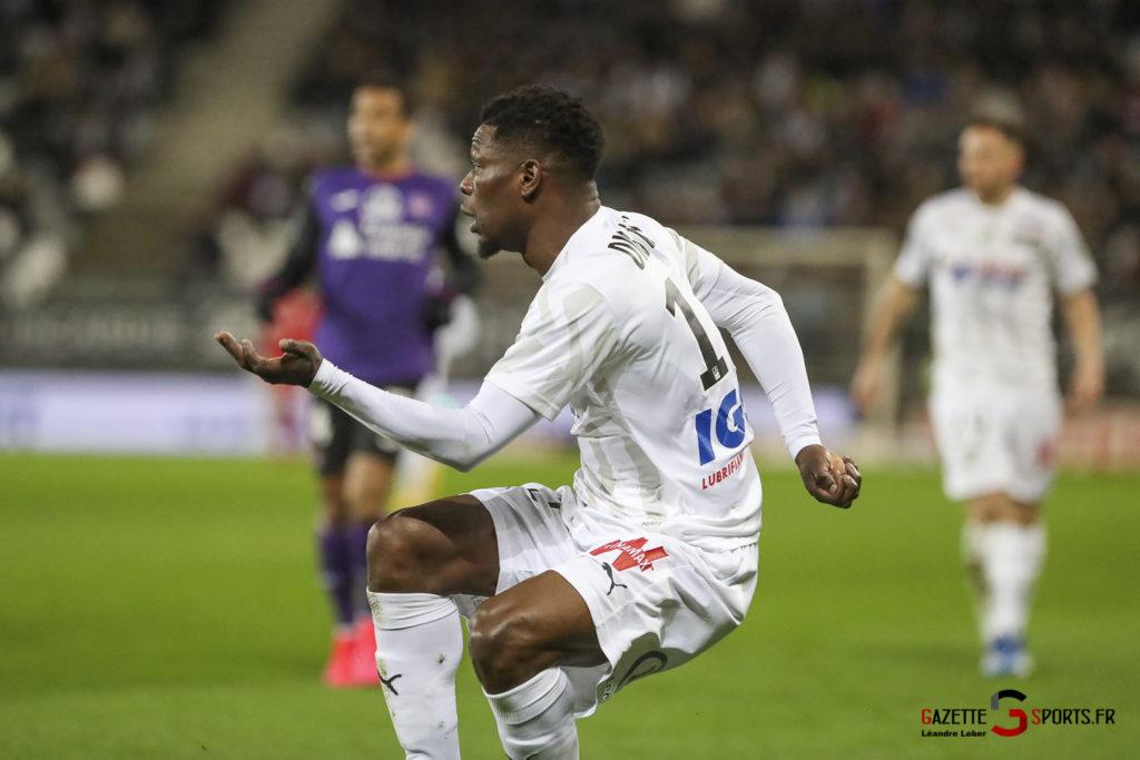 Ligue 1 Football Amiens Vs Toulouse 0016 Leandre Leber Gazettesports