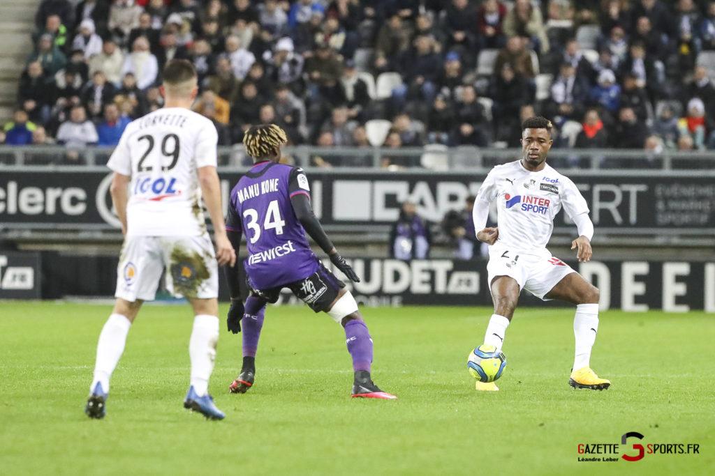 Ligue 1 Football Amiens Vs Toulouse 0017 Leandre Leber Gazettesports