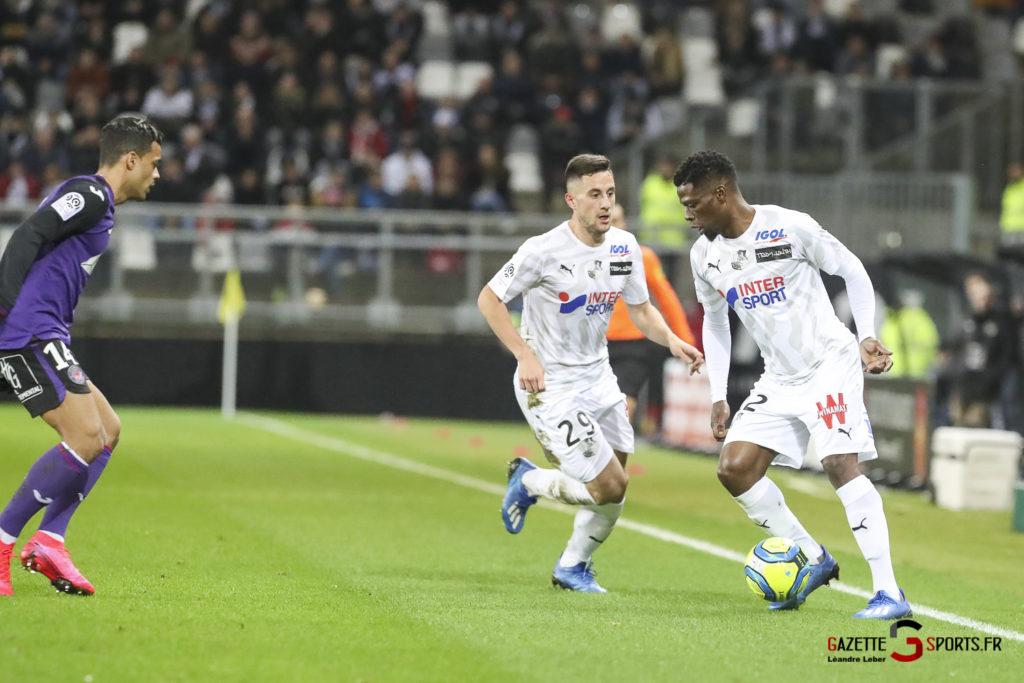 Ligue 1 Football Amiens Vs Toulouse 0018 Leandre Leber Gazettesports