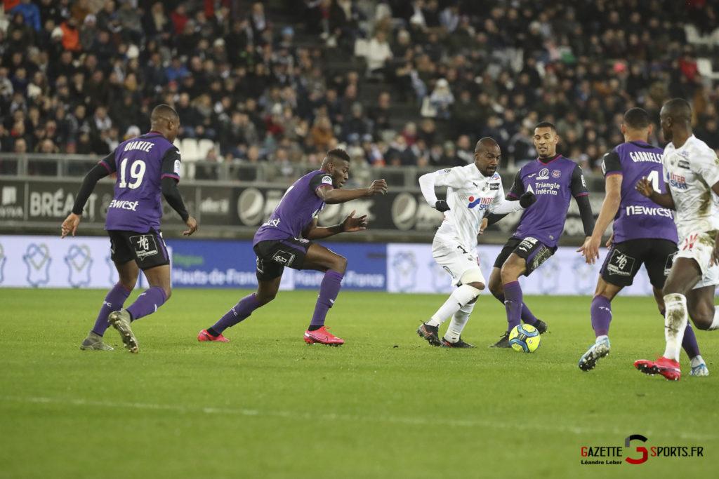 Ligue 1 Football Amiens Vs Toulouse 0019 Leandre Leber Gazettesports